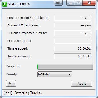 Tutorial: Converting Video Files to x264 using MeGui – Jamie's Blog